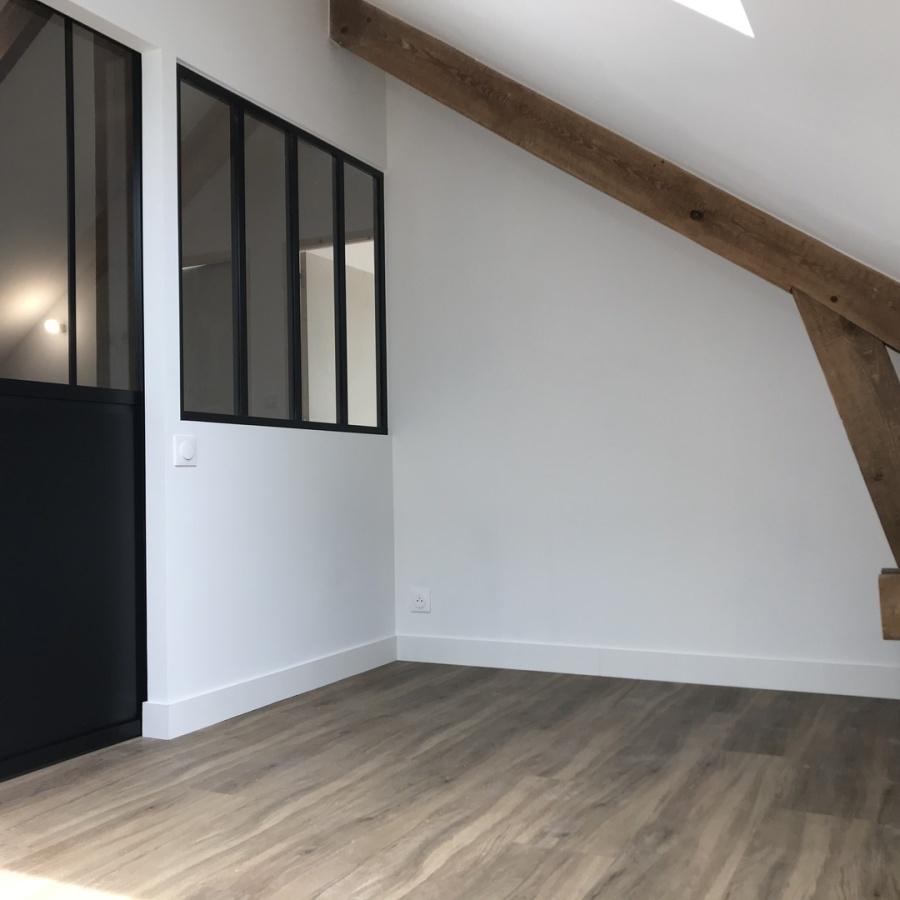 Rénovation chambre - Tourlaville - Manche