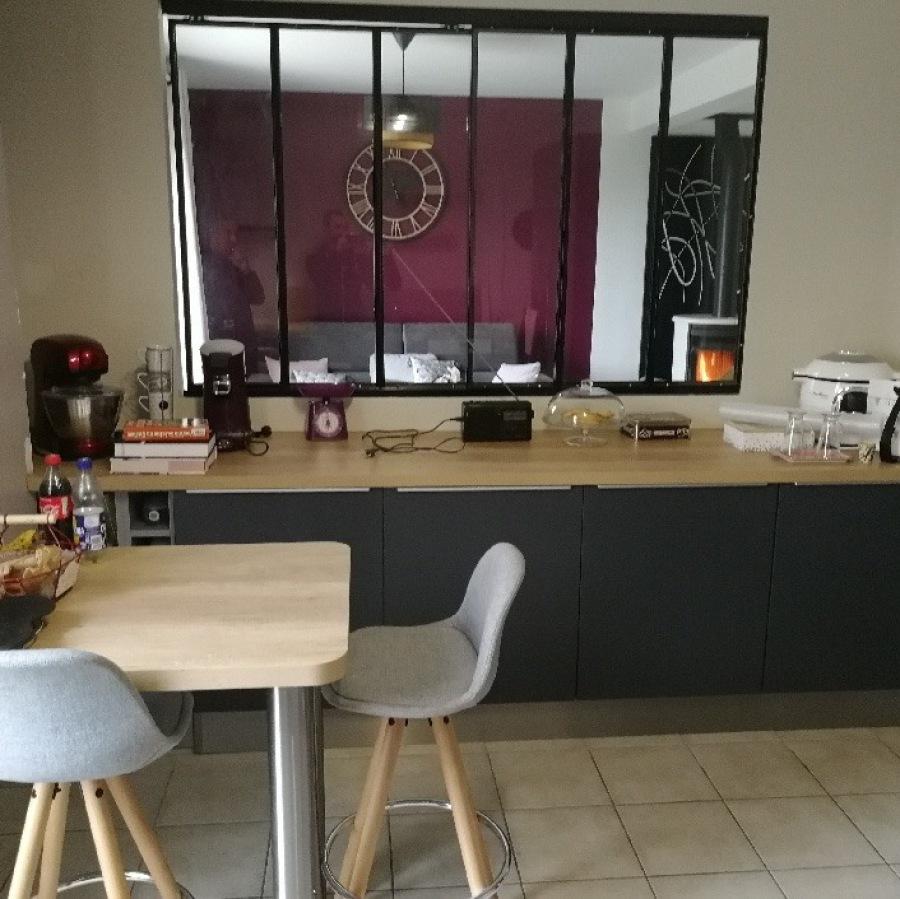 Pose de cuisine - électricité - Cherbourg - Manche