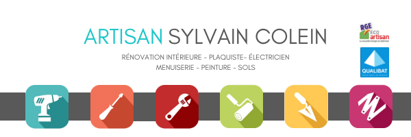 ARTISAN SYLVAIN COLEIN RENOVATION NORMANDIE