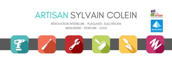 ARTISAN SYLVAIN COLEIN RENOVATION NORMANDIE
